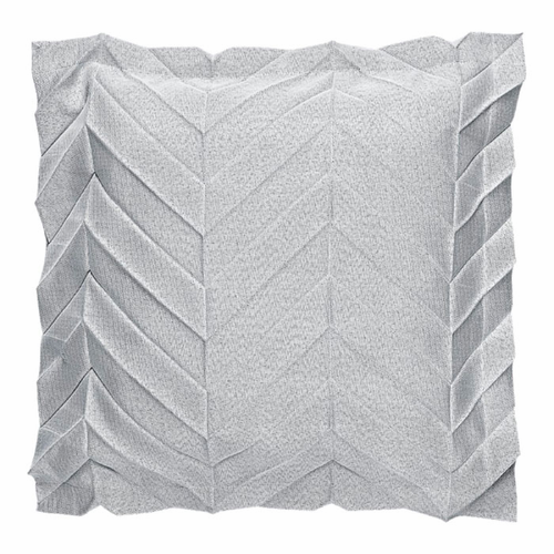 IXI Cushion Cover Zigzag, Light Grey