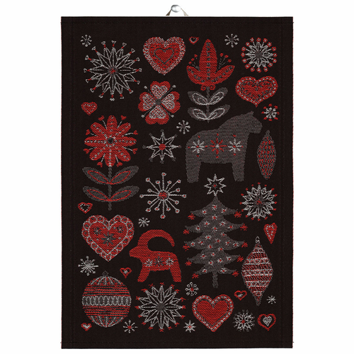 Julnatt Tea Towel 90, 19 x 28 inches