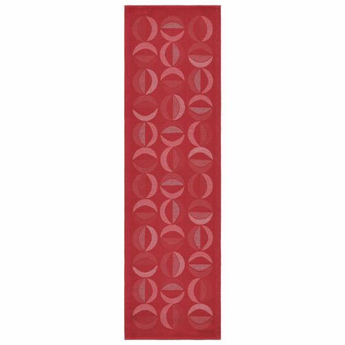 Julpynt Table Runner, 14 x 47 inches