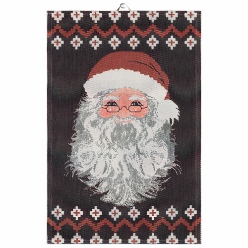 Jultomten Tea Towel