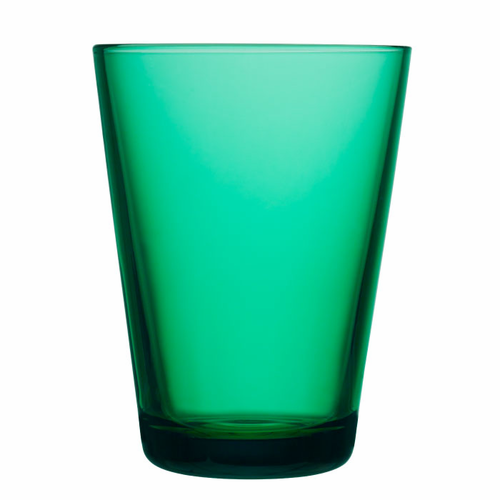 Kartio Tumbler Set of 2 (13.5 oz), Emerald