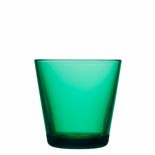 Kartio Tumbler (7 oz) Emerald, Set of 2