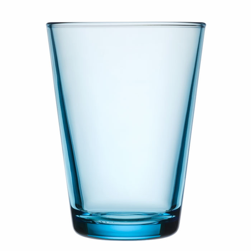 Kartio Tumbler (13.5 oz) Light Blue, Set of 2