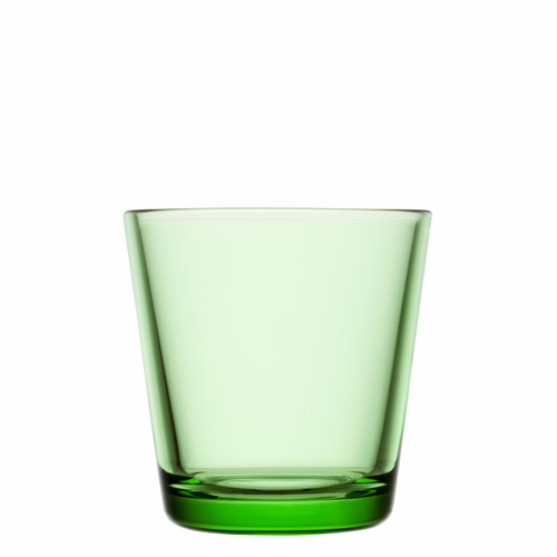Kartio Tumblers, set of 2 (7 oz), apple green