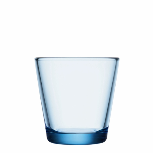 Kartio Tumblers (7 oz) Aqua, Set of 2