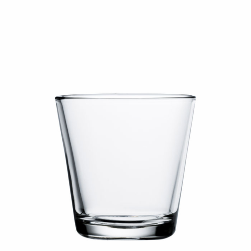 Kartio Tumblers, set of 2 (7 oz), clear