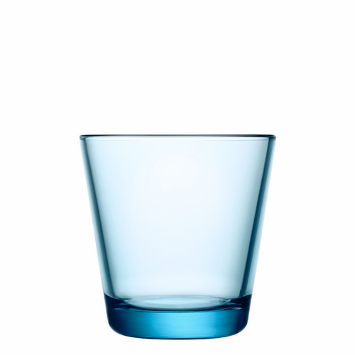 Kartio Tumblers, set of 2 (7 oz), light blue