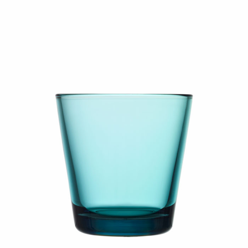 Kartio Tumblers, set of 2 (7 oz), sea blue