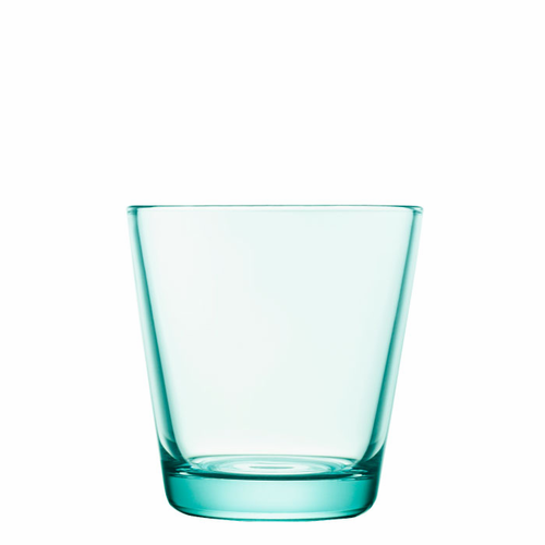 Kartio Tumblers (7 oz) Water Green, Set of 2