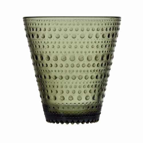 Kastehelmi Tumbler (10 oz) Moss Green, Set of 2