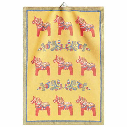Kurbits Tea Towel, Small
