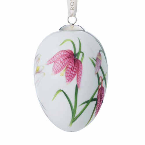 Large Hanging Easter Egg Fritillary (2 Left)