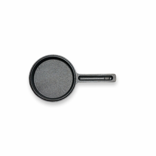 """Le Gourmet Blini Pan with Iron Handle (5.3"""" - 13.5 cm)"""