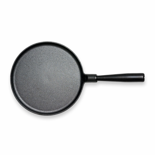 "Le Gourmet Pancake Pan with Iron Handle (9.5"" - 24 cm)"