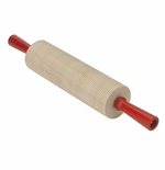 Lefse Rolling Pins of Hard Maple with Cover - 2 Styles