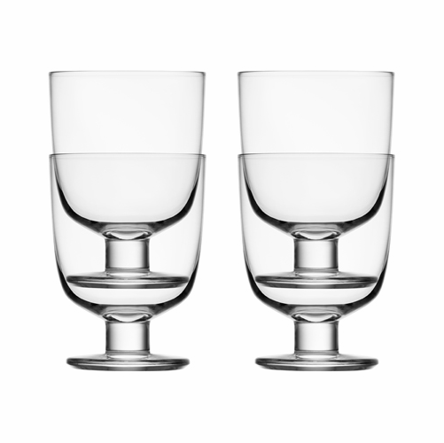 Lempi Glass (11.5 oz) Clear, Set of 4