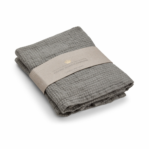 Linen Dishcloth, Light Grey - Set of 2 (Only 4 Left)