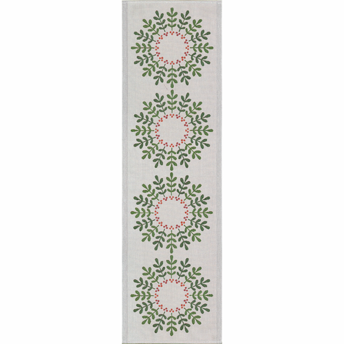 Lingonkrans Table Runner