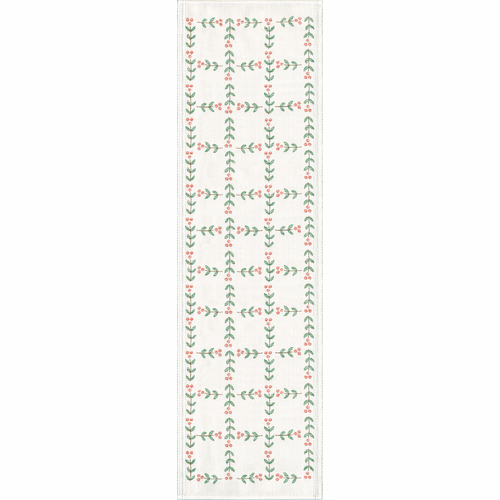 Lingonruta Table Runner