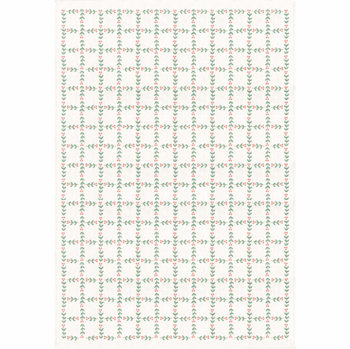 Lingonruta Tablecloth, 57 X 98 inches