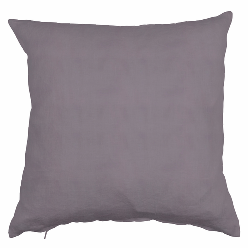 Klippan Linn Linen Cushion Cover, Lead Grey