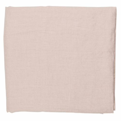 Linn Linen Table Cloth, Beige 57 x 122 inches