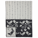 Love-Birds Wool Blanket