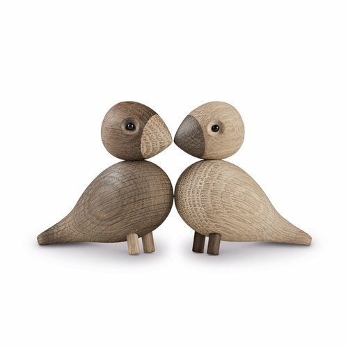 Rosendahl Lovebirds by Kay Bojesen - Set of 2
