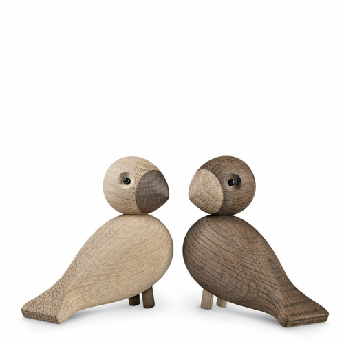 Lovebirds by Kay Bojesen - Set of 2
