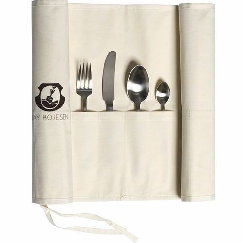 Kay Bojesen Grand Prix Matte 4-Piece Place Setting