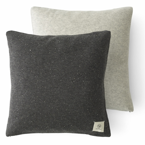 Menu Color Pillow, Dark Grey / Light Grey