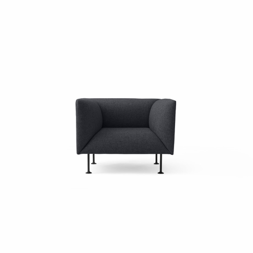 Menu Godot 1 Seater, Dark Grey