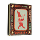 Metal Pixie Ornaments, Set of 3 in a Matchbox