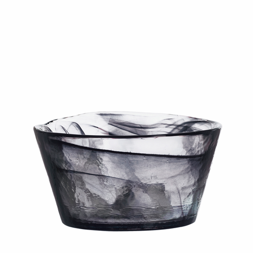 Kosta Boda Mine Bowl (Small), Black