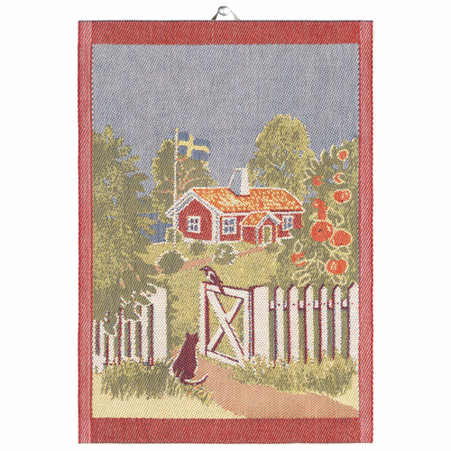 Mitt Sverige Tea Towel, Small
