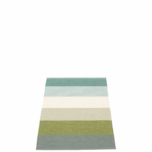 Molly Plastic Rug - Forest, 2 1/4' x 3 1/4'