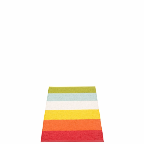 "Molly Plastic Rug - Rainbow, 27"" x 39"""