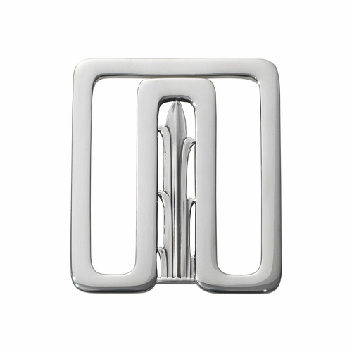 Money Clip 289, Sterling Silver