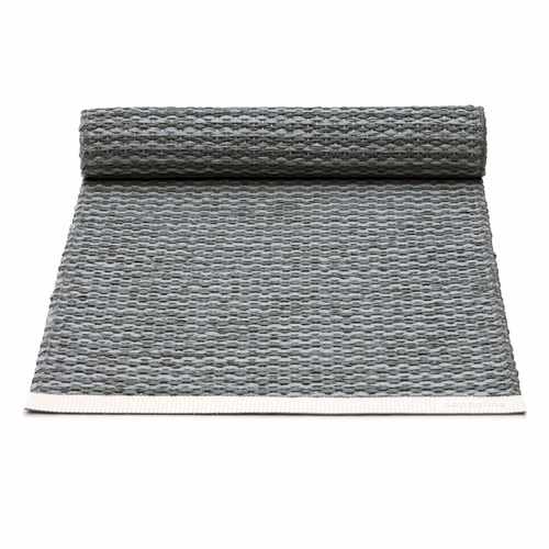 Mono Plastic Table Runner - Granite