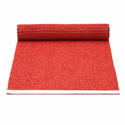 Pappelina Mono Plastic Table Runner - Red