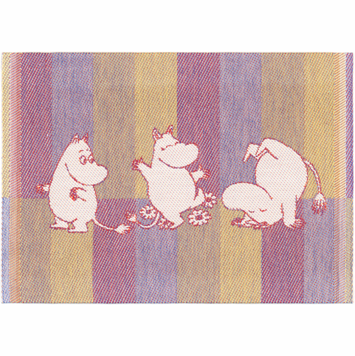 Moomin Stripe 01 Dishcloth