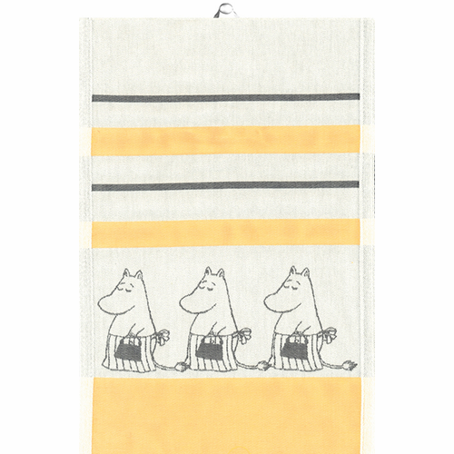 Ekelund Weavers Moominmamma Tea Towel, 14 x 20 inches