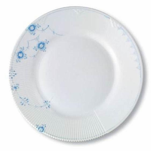 Multi-Color Elements Luncheon Plate, Sky