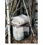 Myrull Wool Throw - 2 Colors