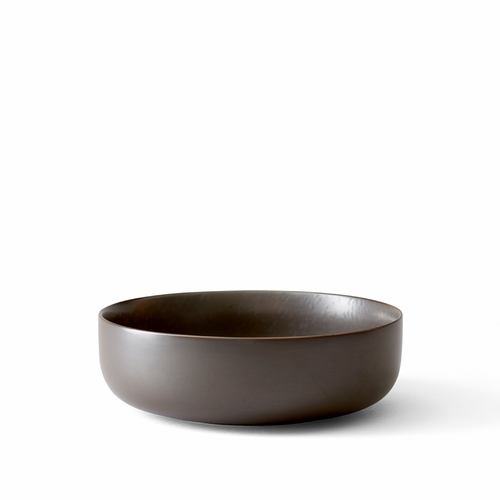 Menu New Norm Bowl, Dark Glazed - 8.5""