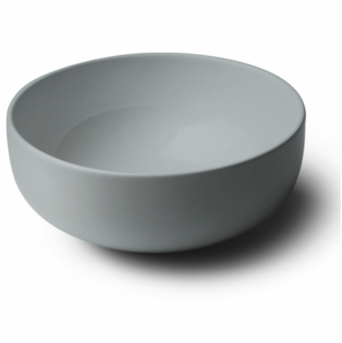 New Norm Bowl / Smoke, 8.5 in, Set of 2