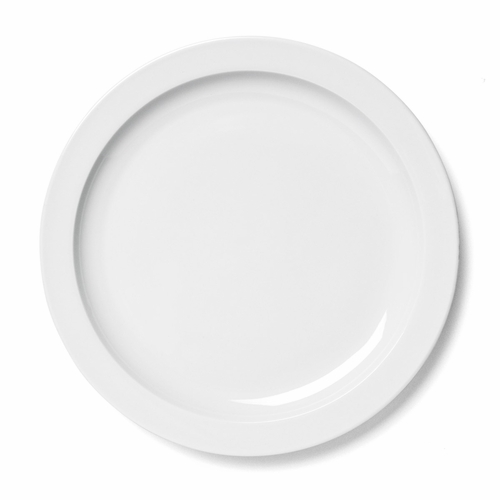 Menu New Norm Dinner Plate, White - 11""