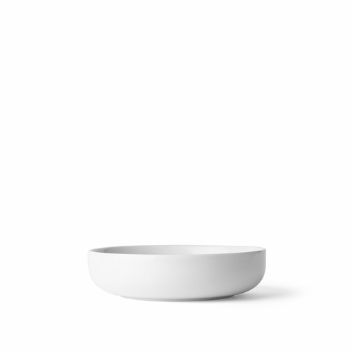 New Norm Low Bowl, White - 5""
