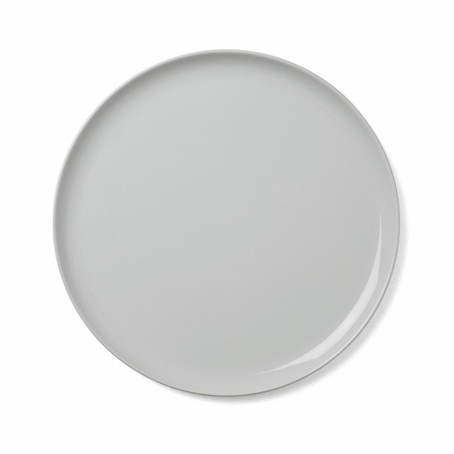 Menu New Norm Plate/Dish, Smoke - 10.6""