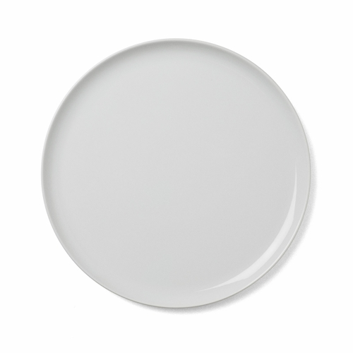 New Norm Plate/Dish, White - 10.6""